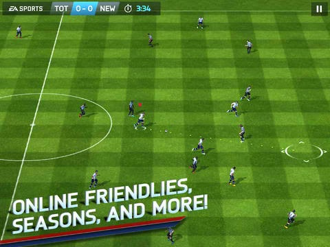 FIFA 14 (PS2, PS3, PS4, Xbox 360, Xbox One, PC, Android, iOS, PSP
