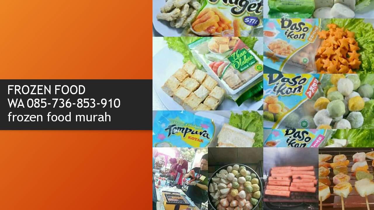 Makanan Siap Saji Makanan Siap Saji Kemasan Makanan Siap Saji