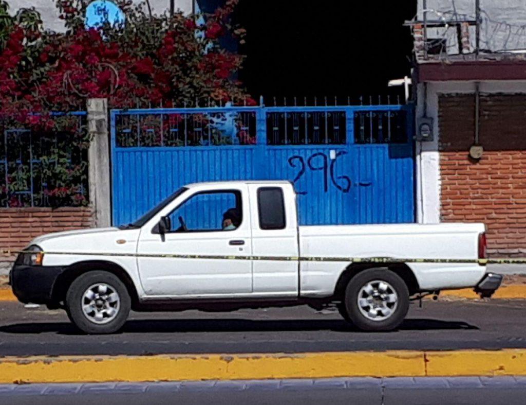 Ejecución de 'El Payo' desquicia tráfico en Yuriria