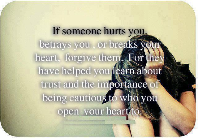 If Someone Hurt You Quotes And Sayings