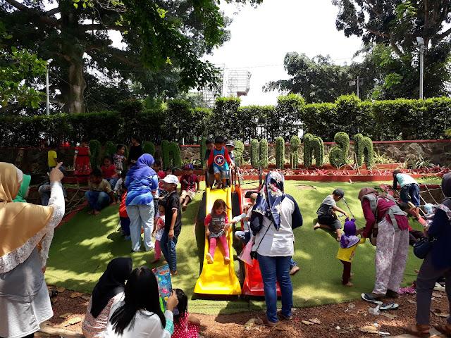 Taman Kaulinan Sempur Bogor