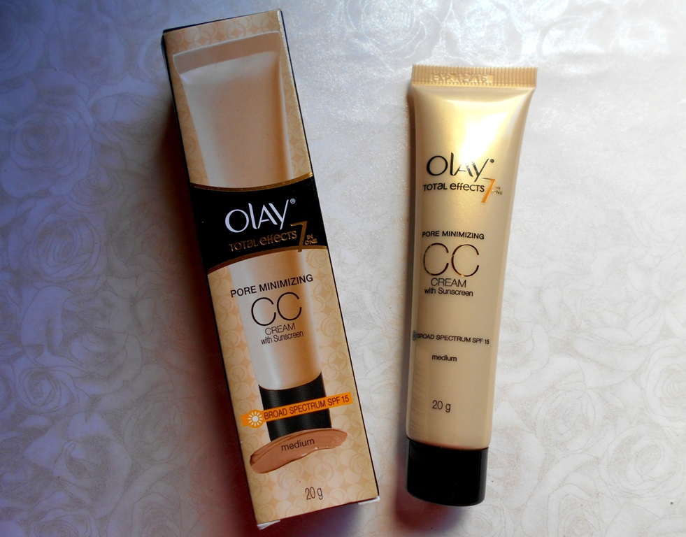 Quick Review Of The Pore Minimizing Duo From Olay Cc Cream Spf 15