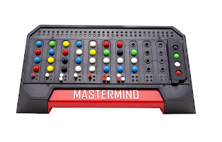 The Mastermind game is a great activity to teach foresight and a good toy to help with executive function disorder.