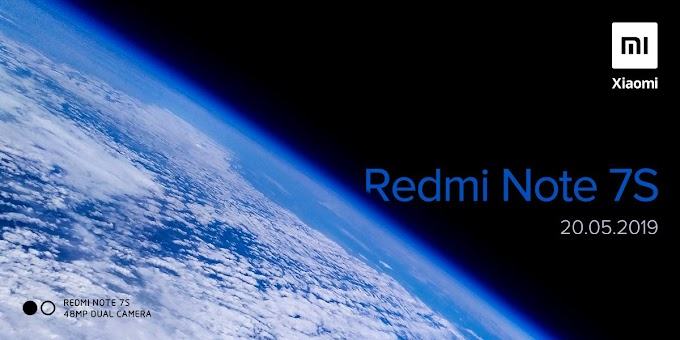 Redmi Note 7S Price, Full Specification, Launch Date!!