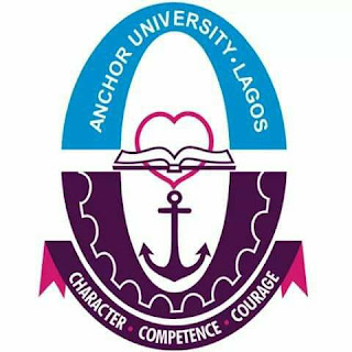 Anchor University Lagos Post-UTME / DE Admission Forms 2019/2020