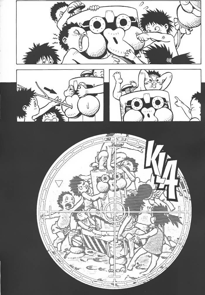 Battle Angel Alita chapter 35.5 trang 15