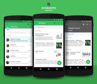 Evernote: una aplicación para organizar tu información