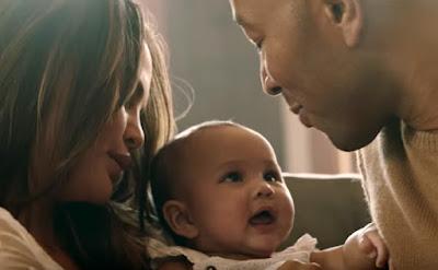 John Legend Premieres 'Love Me Now' Video