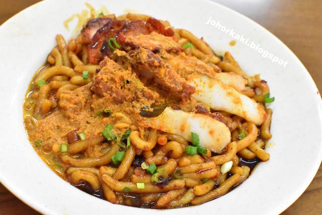 Monyet-Mee-Noodle-Senai-Johor-猴子面茶餐室