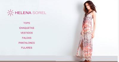 Helena Sorel, ropa y precios