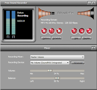 برنامج مسجل الصوت Download Free Audio Sound Recorder