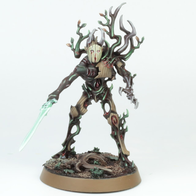 My Sylvaneth -new photos for dryads- - Painting and