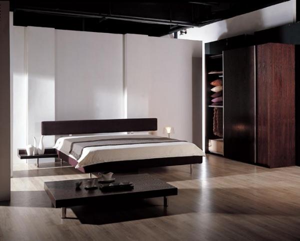 Executive Minimalis Bedroom Interior Design