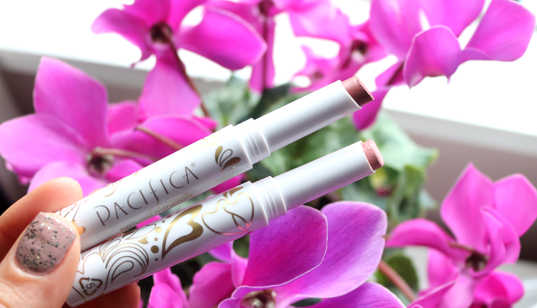 Pacifica Devocean Natural Lipstick in Tenderness and Mystik - Review & Swatches