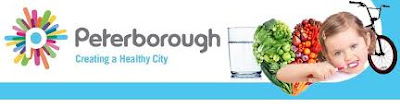 healthy lifestyle campaign in Peterborough