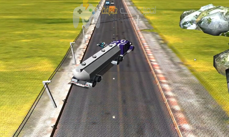 تحميل لعبة City Moto Racer برابط مباشر