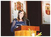 Valme Jesús Caballero Holgado, Pregonera 2009