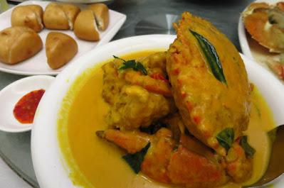 Chin Huat Live Seafood, crab