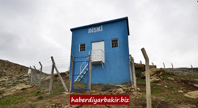 Hazro'nun Bağyurdu Mahallesi suya kavuştu