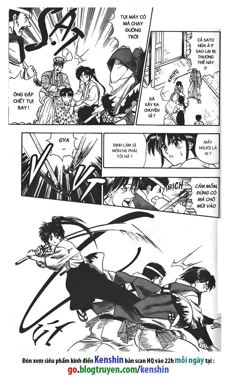 Rurouni Kenshin chap 4 trang 6