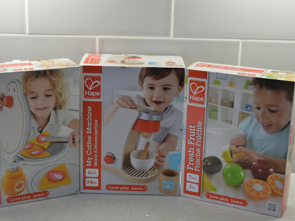 Gifted Review | Hape Kitchen and Food Range