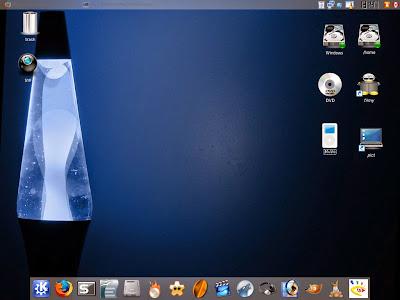 Gambar Desktop Slackware