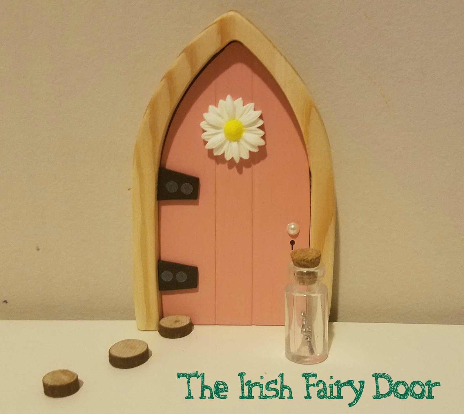 The busy giffs fairies in our house for The fairy door