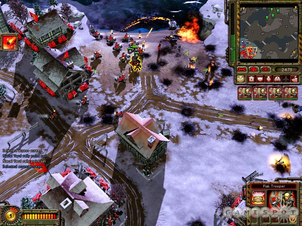 Pc Command Amp Conquer Red Alert 3 Uprising Full 2003