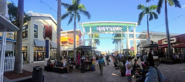 Informações do Shopping Bayside Marketplace em Downtown Miami