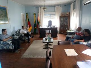 Realização do Campeonato Municipal de Pinheiro Machado