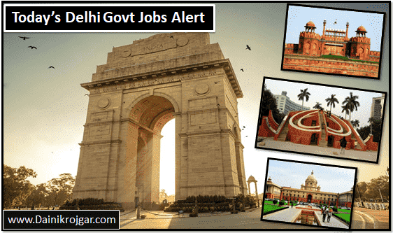 delhi-rojgar-samachar-govt-jobs-naukri-2018
