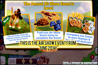 FarmVille 2: Country Escape will have a First Annual Air Show