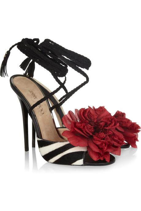 Zebra Print Shoes For Girls