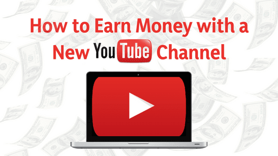 earn cash youtube channel