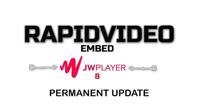 Rapidvideo JWPlayer