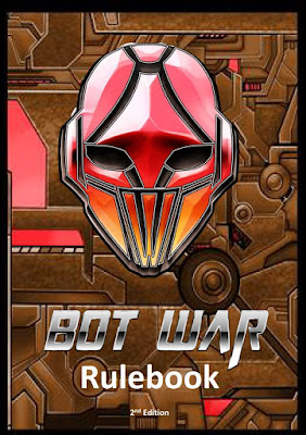 Bot War - 2nd Edition