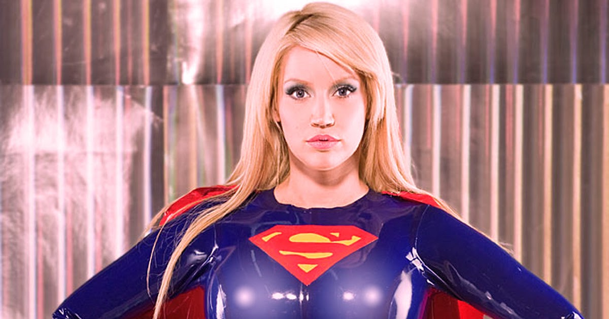 Supergirl big boobs