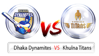 Dhaka vs  Khulna Predictions and Betting Tips for Today Match