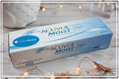 Lentilles de contact Acuvue 1-DAY
