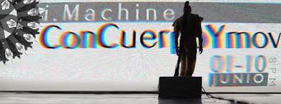 """I.MACHINE 'LA FORMA QUE DEFORMA Y TRANSFORMA"""" (DANZA)"""