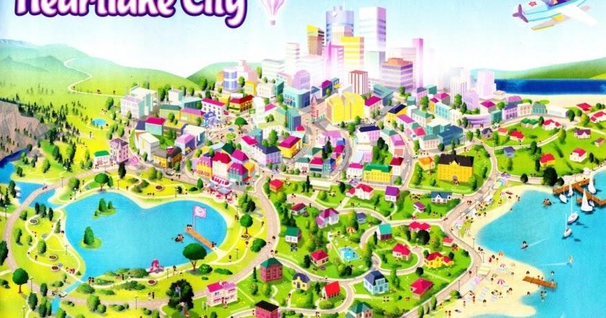 Heartlake Times New 2013 Map
