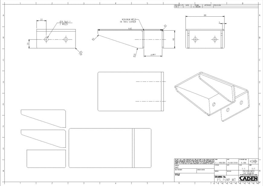 Stus Ak427 Build August 2018