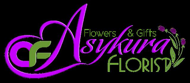 Logo Toko Bunga Asykura Florist