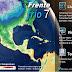 Se prevén tormentas muy fuertes en Tamaulipas, San Luis Potosí, Puebla y Veracruz