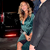 Beyonce suffers wardrobe malfunction at Rihanna's Diamond Ball