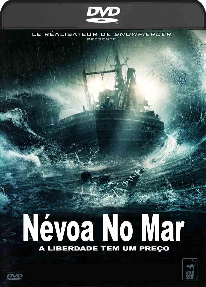Névoa do Mar (2017) DVD-R Autorado Dual Audio