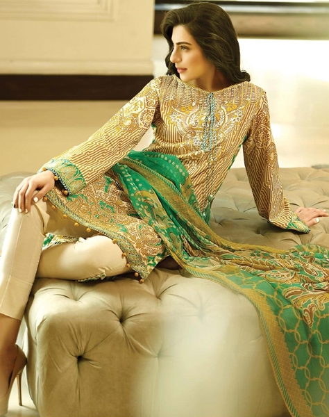 Crescent Lawn Collection 2016-2017