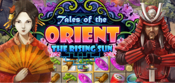 لعبة Tales of the Orient