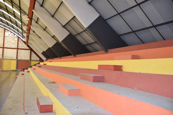 Ginásio de Esportes de Pompeia termina suas reformas! - Pompeia em Foco ec8d4c72c22d4