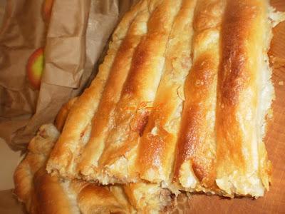 """Burek / Meat pie """"burek"""""""